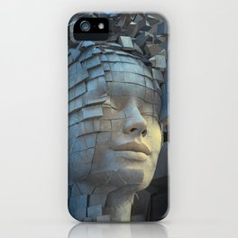 Dissolution of Ego iPhone Case