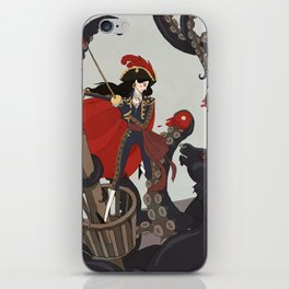 Nautical Matador iPhone Skin