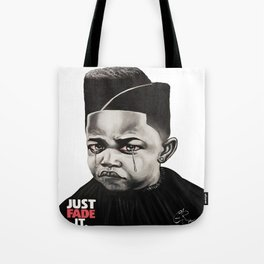 Just Fade It Tote Bag