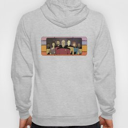 Star Trek: The Next Generation Crew Hoody