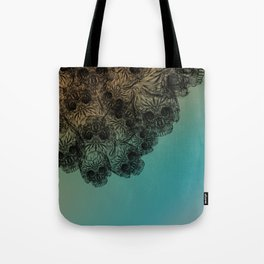 Webskull Tote Bag