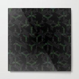 B15 Komodo  Metal Print