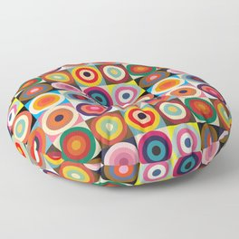 Caribbian Islands 2 Floor Pillow