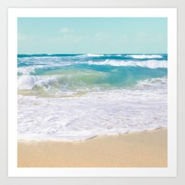 The Ocean Kunstdrucke