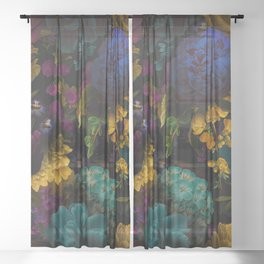 Vintage & Shabby Chic - Night Affaire Sheer Curtain