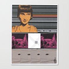 Collage #10 Canvas Print