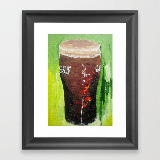 Guinness Framed Art Print