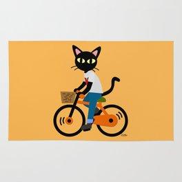 Summer cycling Rug