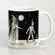 Please Don't Follow Me Mug