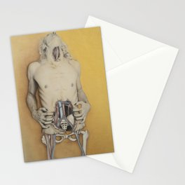 Memento Mori I Stationery Cards