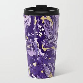 Purple Rain Travel Mug