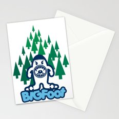 Big Foot Stationery Cards