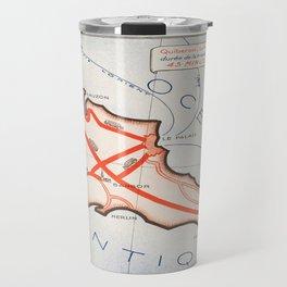 Vintage poster - Belle ile en Mer Travel Mug
