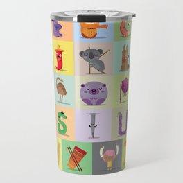 Abc Travel Mug
