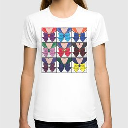 Sailor Soldiers T-shirt