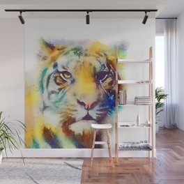 The Elusive - Tiger Wall Mural