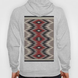 American Native Pattern No. 162 Hoody