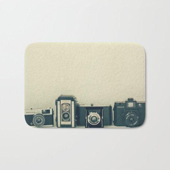 Camera Collection Bath Mat