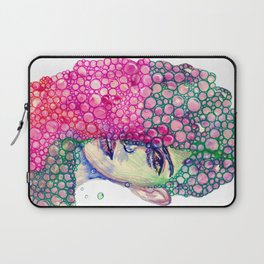 Living in Bubble Laptop Sleeve