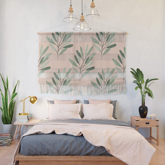 Olive Branch Wall Hanging