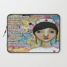 Nurse Laptop Sleeve