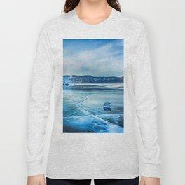 Lake Baikal. March Long Sleeve T-shirt