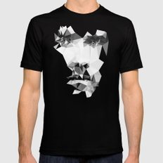 JARED X-LARGE Black Mens Fitted Tee
