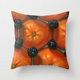 Clementine Dance Throw Pillow