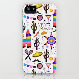 Fiesta Mexicana iPhone Case