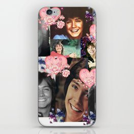 David Cassidy - Butterfly Kisses N Hearts iPhone Skin