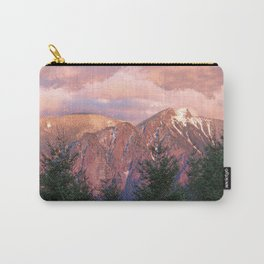 Beautiful North Bend, Washington Carry-All Pouch