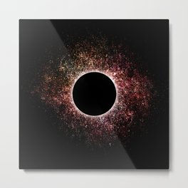 eclipse II Metal Print