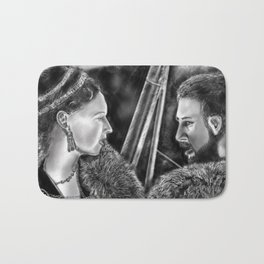 """""""What we do in this life, Echoes in eternity"""" Bath Mat"""