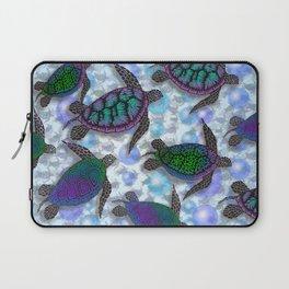 SEA OF TURTLES Laptop Sleeve