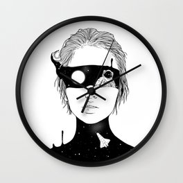 If I Could Just See You from Up Here Wall Clock