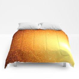 Copper Stars Ombre Comforters