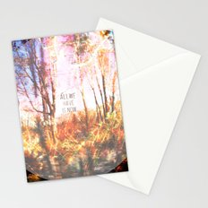 This is only Temporary by Debbie Porter Stationery Cards