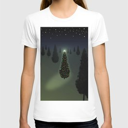 Christmas Tree Green T-shirt
