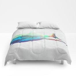 Rocket Shark Comforters