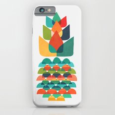 Colorful Whimsical Ananas iPhone 6s Slim Case
