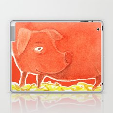 Pink Pig Laptop & iPad Skin