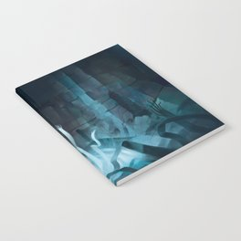 Pilgrim of Ruin Notebook