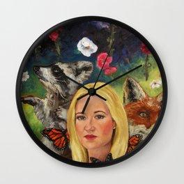 Marvelous Things Wall Clock