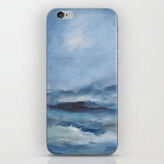 rough sea iPhone & iPod Skin