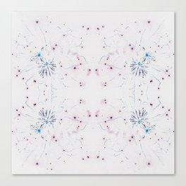 Sprites Canvas Print
