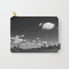NYC Skyline B&W Carry-All Pouch