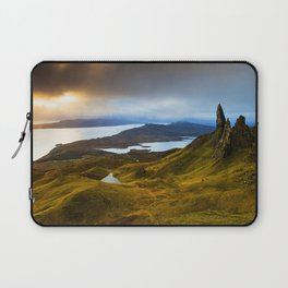 This is the place, this is the moment. Laptop Sleeve