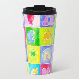 Rainbow Charms Travel Mug
