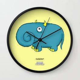 Floogalsnort Wall Clock