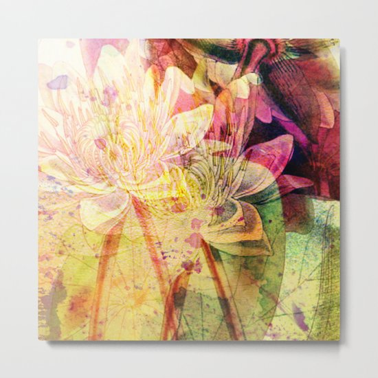 waterlily 2 Metal Print